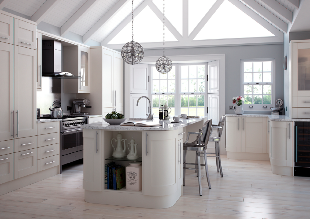 Contemporary for Kitchen design yorkshire